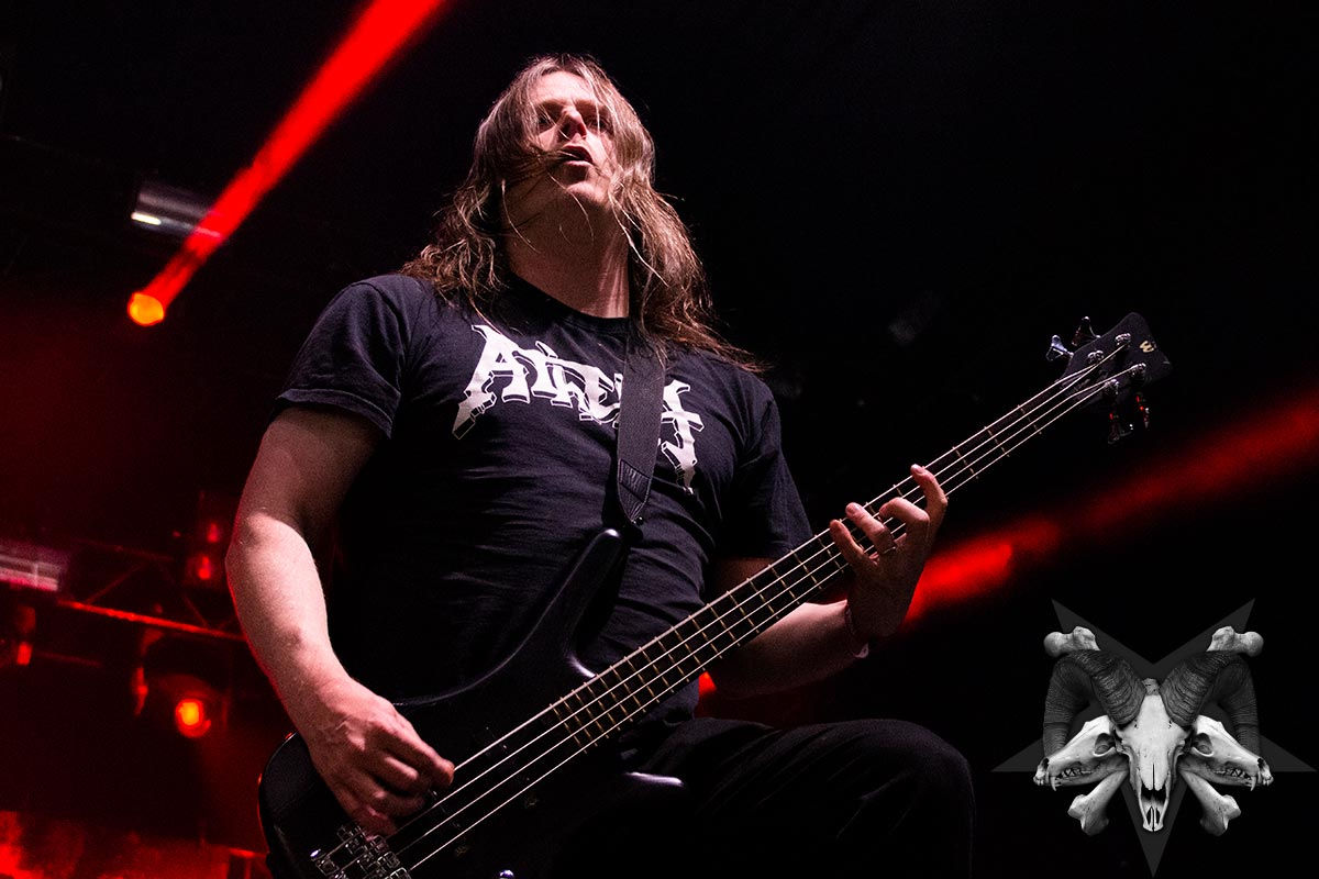 At The Gates Live Photos From Tuska 2018 By Sam Roon