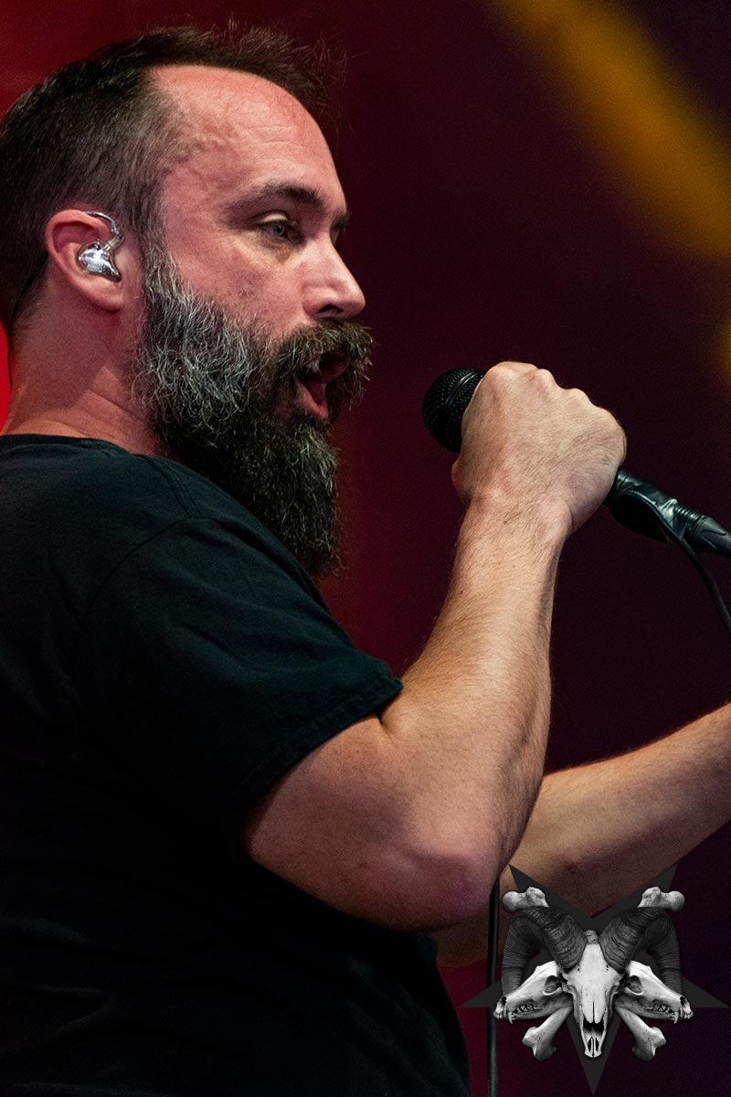 Clutch Live Photos From Tuska 2018 By Sam Roon