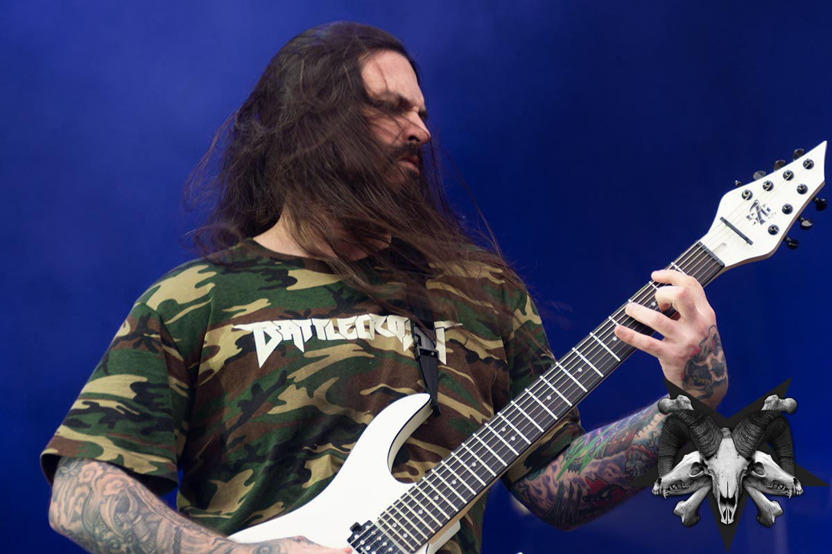 Crowbar Live Photos From Tuska 2018 By Sam Roon