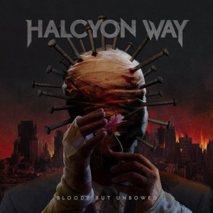 Halcyon Way - Bloody But Unbowed - Cover