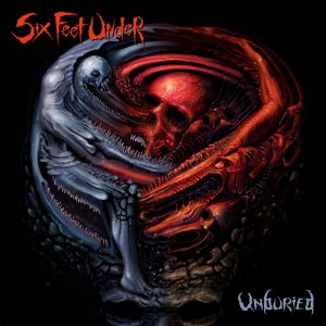 Six Feet Under - Unburied - Cover