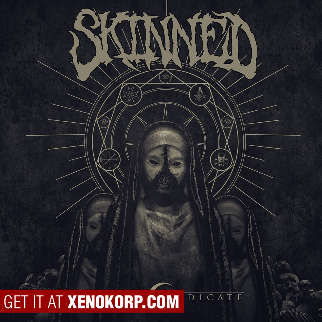 Skinned - Shadow Syndicate - Album Cover - 2018