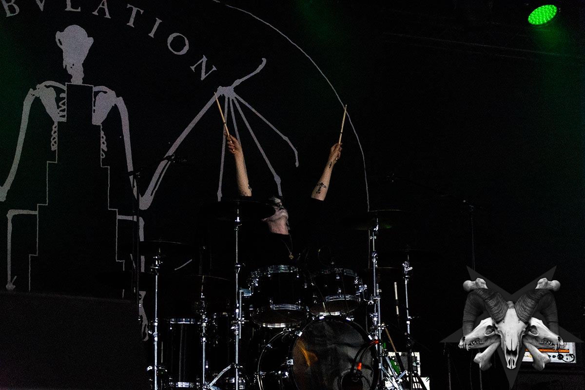 Tribulation Live Photos From Tuska 2018 By Sam Roon
