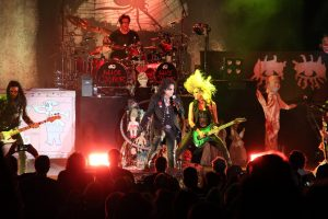Alice Cooper - Live Photos - Los Angeles By Elliot Levin