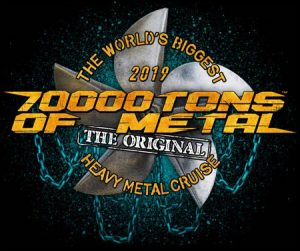 70,000 Tons of Metal 2019 Logo
