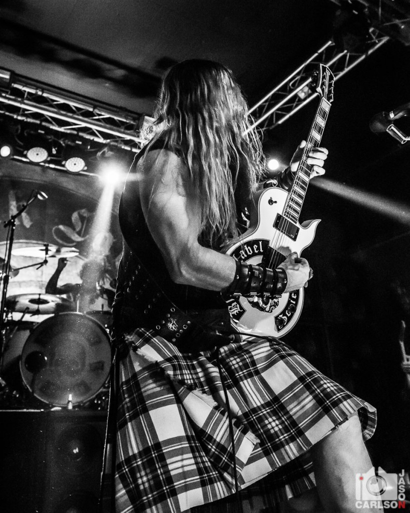 Live Photos of Black Label Society From Joliet, IL by Jason Carlson