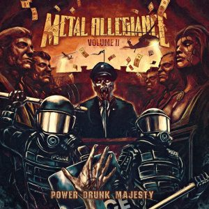 Metal Allegiance - Volume II - Cover