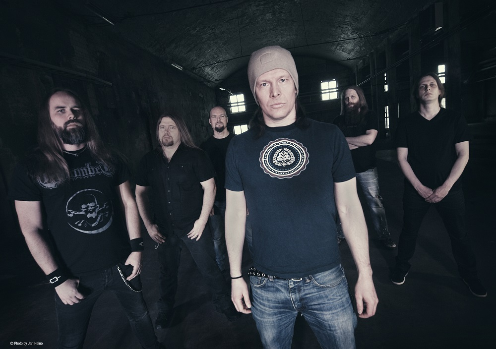 Omnium Gatherum - The Burning Cold - Promo