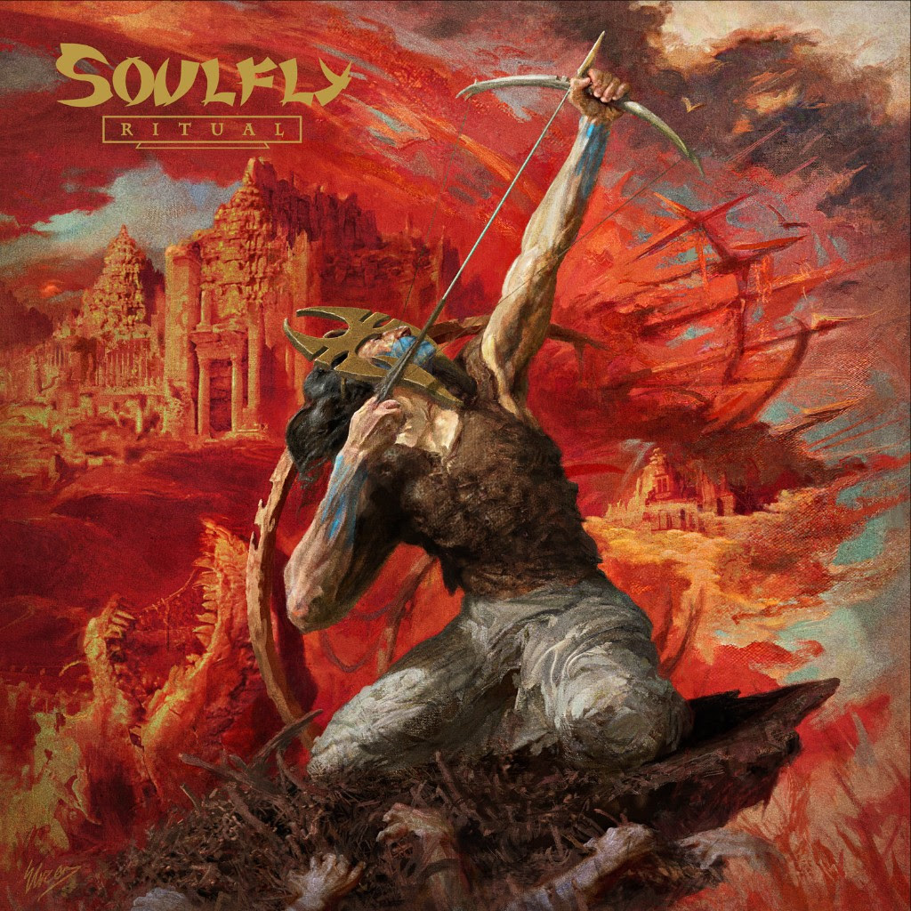 Soulfly - Ritual - Album Cover