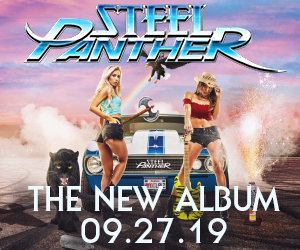 Steel Panther, Heavy Metal Rules
