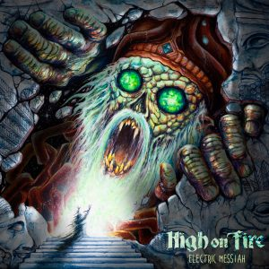 High on Fire - Electric Messiah - Cover