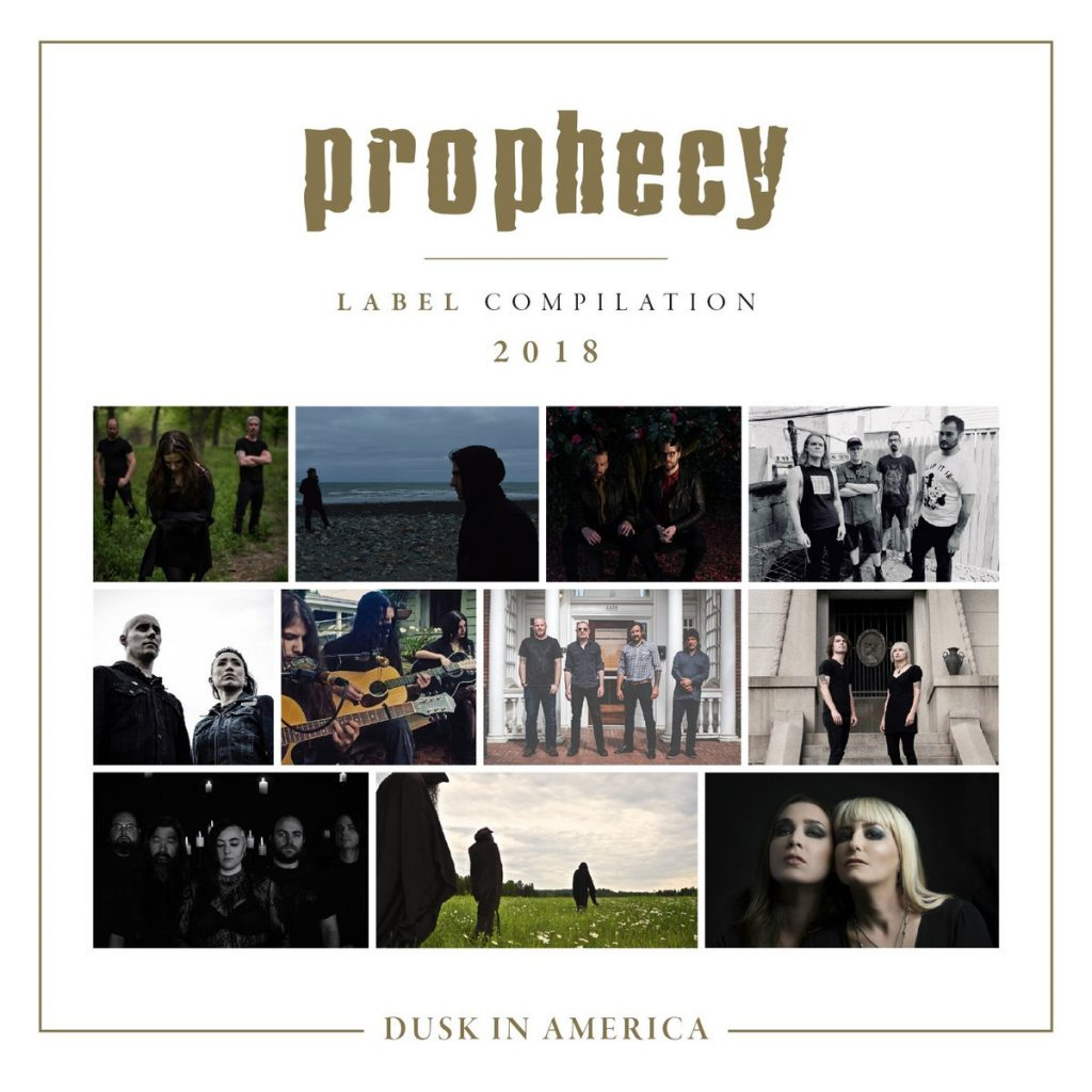 Prophecy Fest - Dusk In America 2018 - Cover