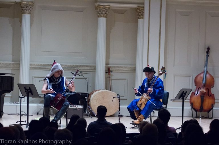 Tengger Cavalry Live at Carnegie Hall By Tigran