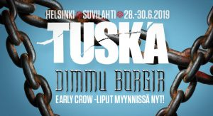 Tuska 2019 - Tuska Open Air Metal Festival