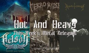 Hot and Heavy - Week of October 12, 2018