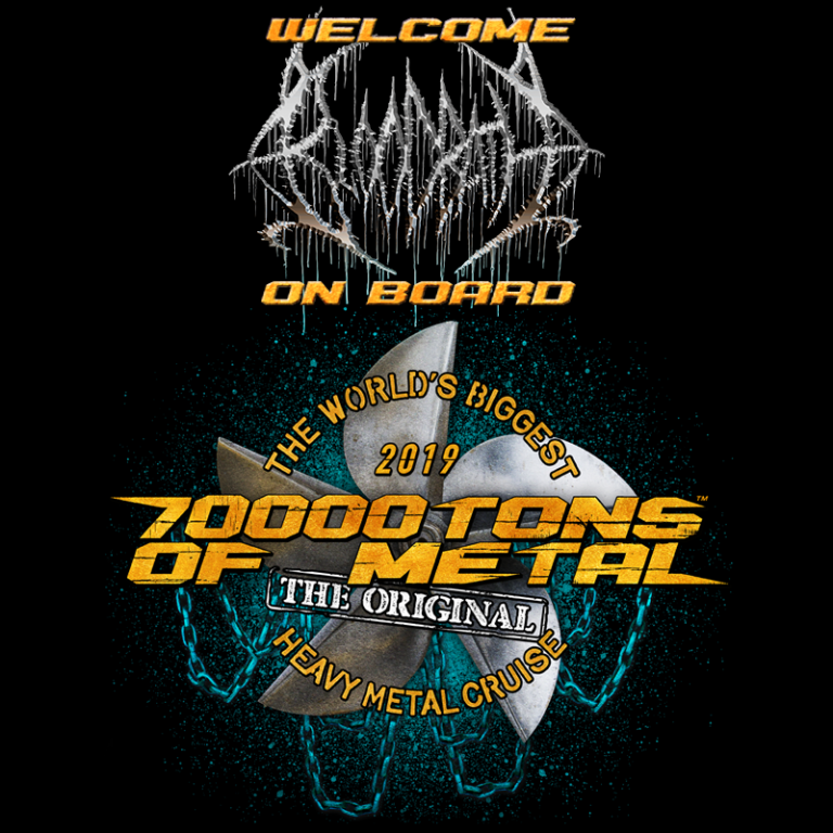 Bloodbath - 70,000 Tons of Metal - Announcement