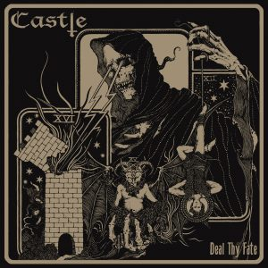 Castle - Deal Thy Fate - Cover