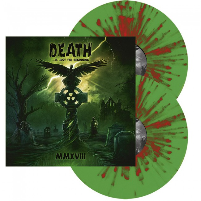 Death ...Is Just The Beginning vinyl