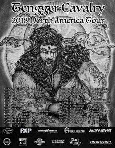 Tengger Cavalry, North American Tour