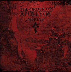 The Order of Apollyon - Moriah - Cover