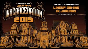 Inkcarceration Music and Tattoo Festival 2019 - Header