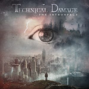 Technical Damage - The Introspect - Cover
