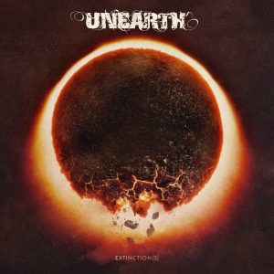 Unearth - Extinctions - Cover