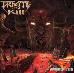 Create a Kill - Summoned to Rise - Cover