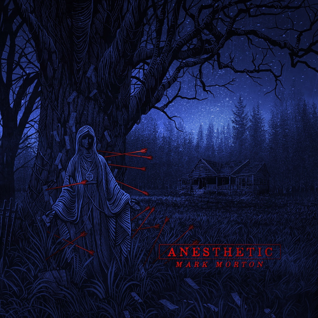 Mark Morton - Anesthtic - Album Cover