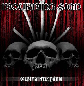 Mourning Sign - Cover
