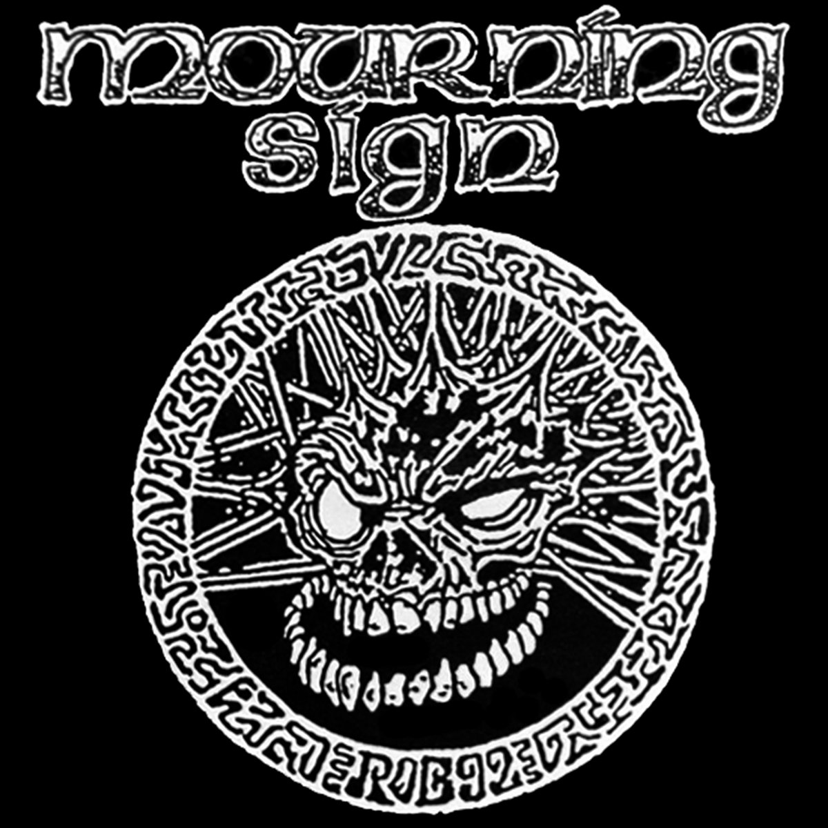 Mourning Sign - Logo