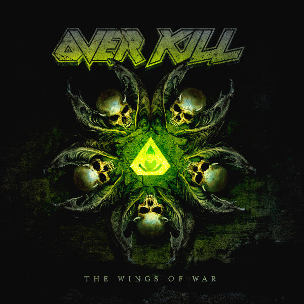 Overkill - The Wings of War - Cover