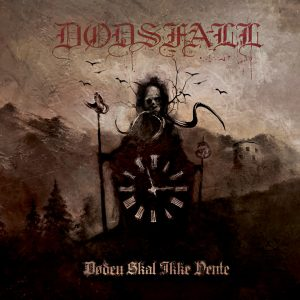 Dodsfall - Doden - Cover