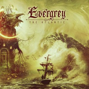 Evergrey - The Atlantic - Cover