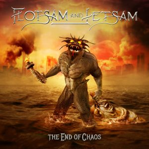 Flotsam and Jetsam - The End of Chaos - Cover