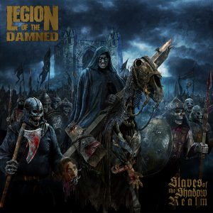 Legion of the Damned - Slaves of the Damned - Cover