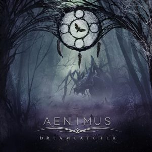 Aenimus - Dreamcatcher - Cover