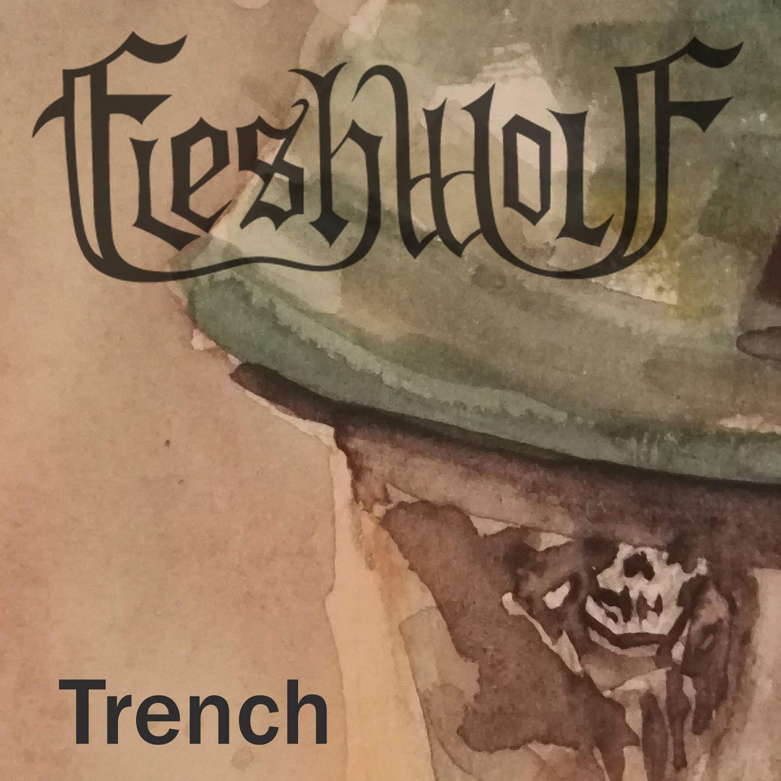Fleshwolf - Trench - Cover