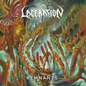 Laceration - Remnants - Cover