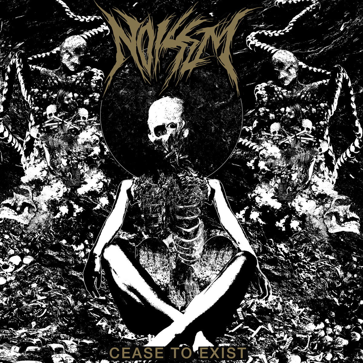 Noise - Cease to Exist - Cover