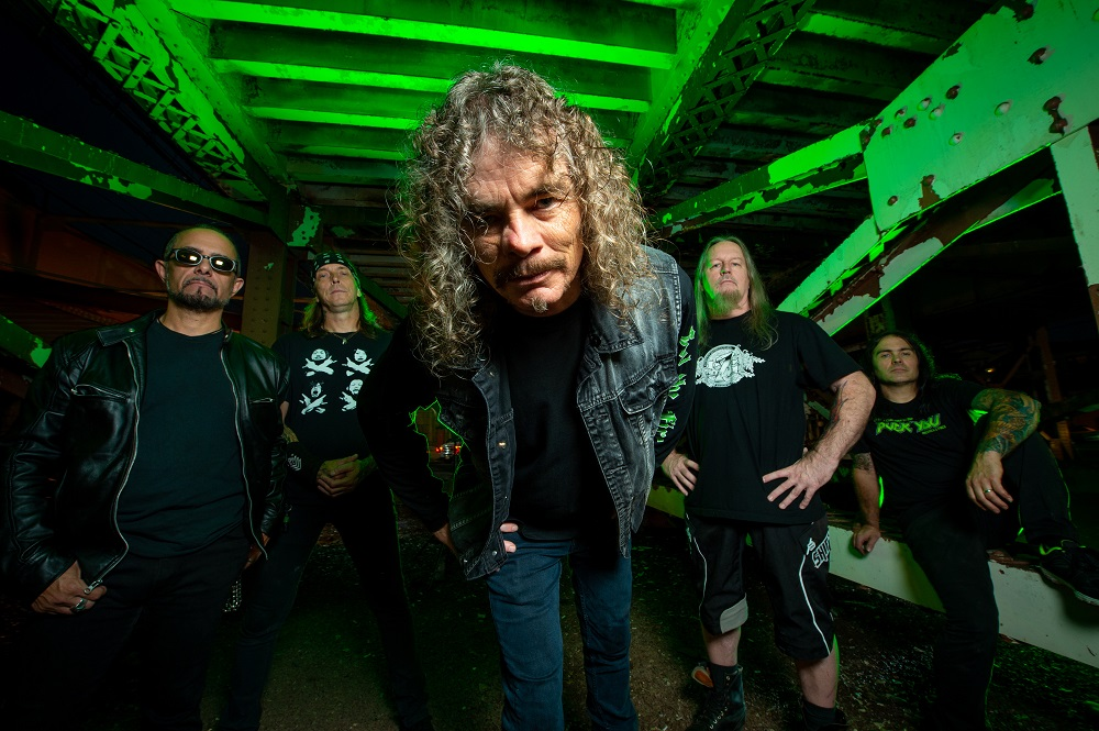 Overkill - The Wings of War - Promo