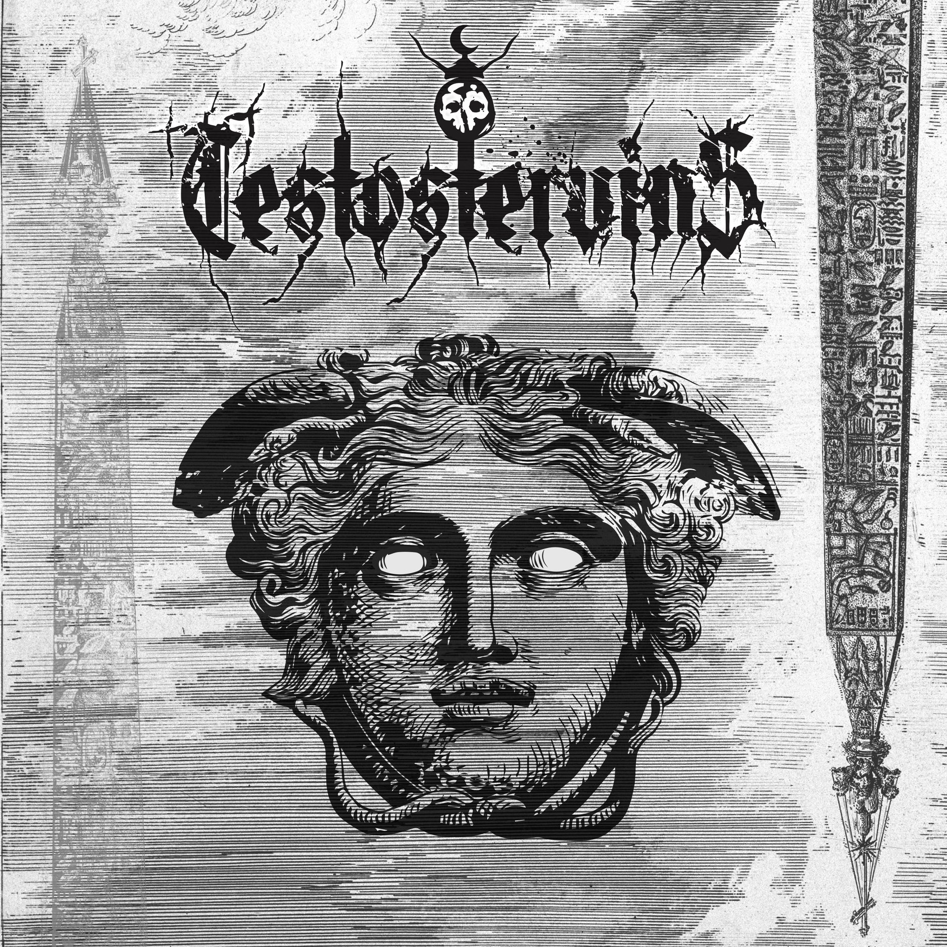 Testosteruins - EP - Cover