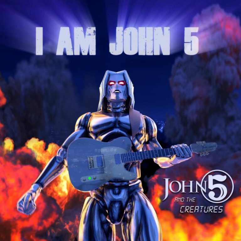 John 5 - I Am John 5 - Artwork