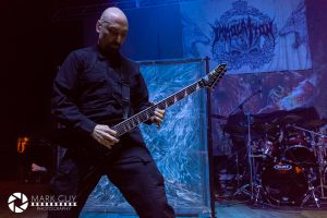 Immolation - Worcester, MA - By Mark Guy