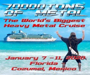 70,000 Tons Of Metal - SkullsNBones