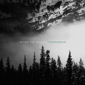 After the Burial - Evergreen - Cover
