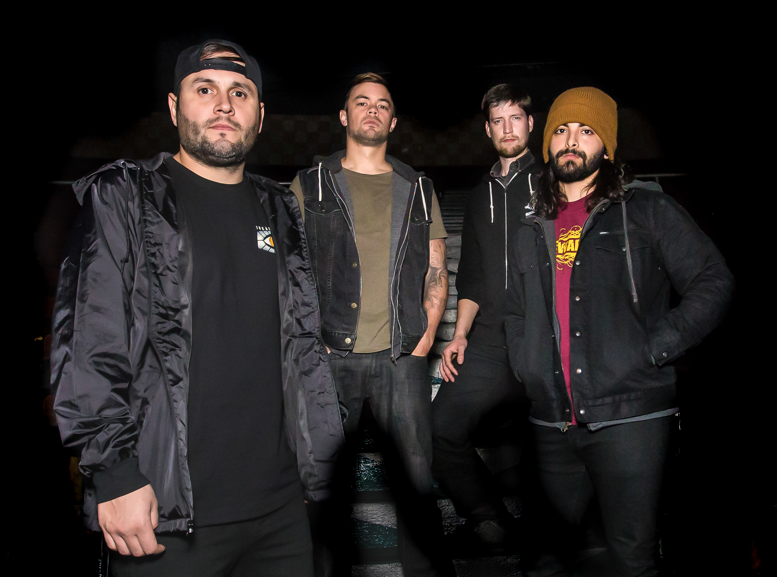 After the Burial - Evergreen - Promo