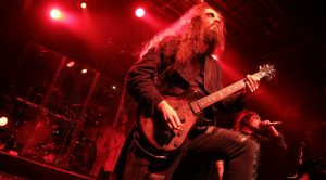 Cradle of Filth - Irving Plaza - By Elliot Levin
