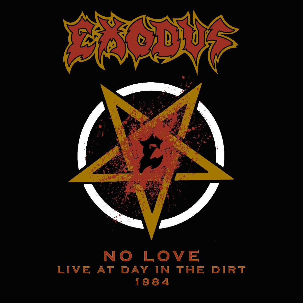 Exodus - No Love - Cover