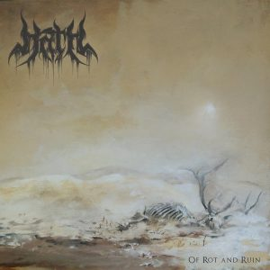 Hath - Of Rot and Ruin - Cover
